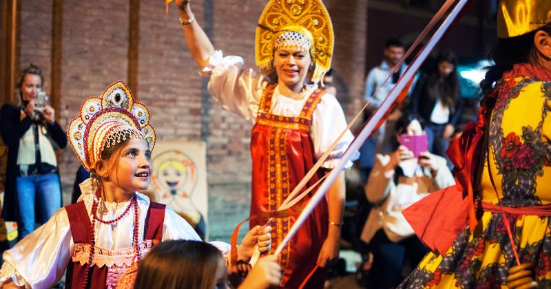 Popoli Pop Cult Festival - Storie di popoli